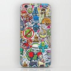 Kampu Kids iPhone & iPod Skin