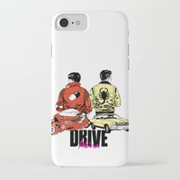 akira iPhone & iPod Cases featuring Drive / Akira  by KScully