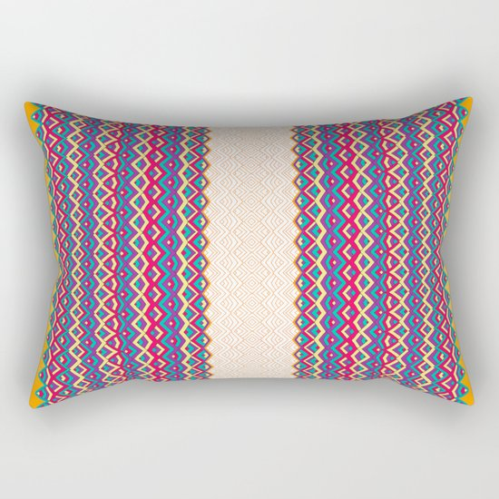 Terra Chevron Rectangular Pillow