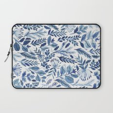 indigo scatter Laptop Sleeve