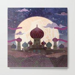 Arabian Nights Metal Print