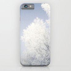 Alles ist weiß iPhone 6s Slim Case