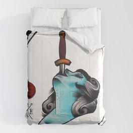 Sword Swallower Comforters