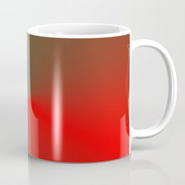 SURPRISE - RED GREEN HEART Coffee Mug