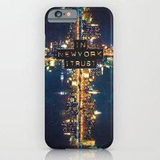 In New York I Trust iPhone 6s Slim Case