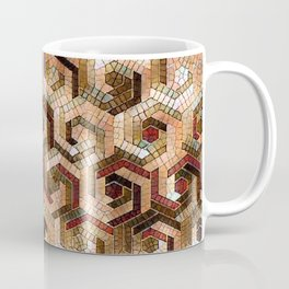 Pattern Factory 23 brown Coffee Mug
