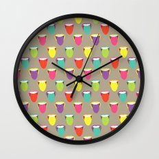 Say Ah! Wall Clock