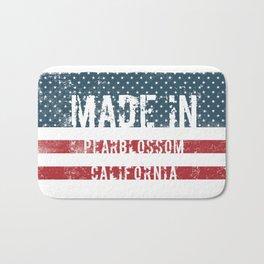 Made in Pearblossom, California Bath Mat