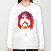dave grohl Long Sleeve T-shirts featuring D. Grohl by Fimbis