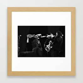 The Soloists Framed Art Print