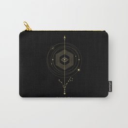 Pisces Zodiac Constellation Carry-All Pouch