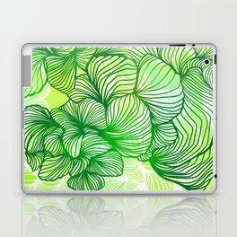 Green Flora Laptop & iPad Skin
