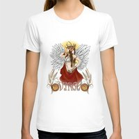 virgo T-shirts featuring Virgo by Michele Phillips