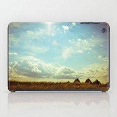 Shooting the Breeze iPad Case
