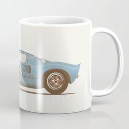 Ford GT40 illustration Coffee Mug
