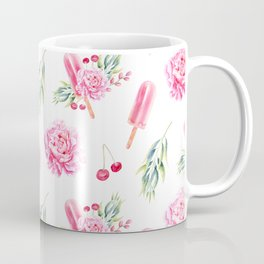 Tropical Chill Rose Coffee Mug