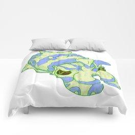Flamboyant Cuttlefish VI Comforters