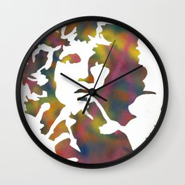 Lizard King Wall Clock