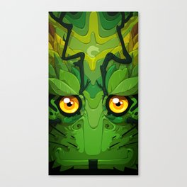 Oolong Canvas Print