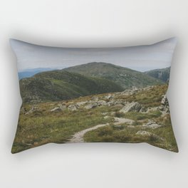Summer in the White Mountains Rectangular Pillow