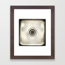 Everything but the... Framed Art Print