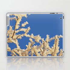 Frosted Trees Winter Laptop & iPad Skin