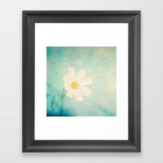 Pretty flowers. Framed Art Print