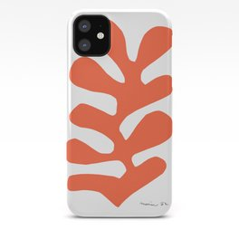 Henri Matisse, Papiers Découpés (Cut Out Papers) 1952 Artwork iPhone Case