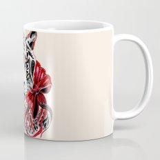 White Tiger Mug