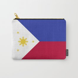 Philippines flag emblem Carry-All Pouch