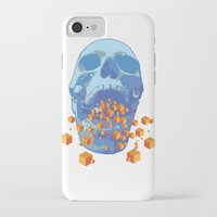 psychology iPhone & iPod Cases featuring Reverse Psychology  by Rhysher Park
