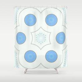 Blu6 Shower Curtain