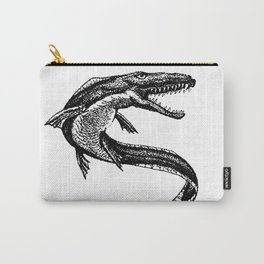 Mosasaurus Terror of the Sea Carry-All Pouch