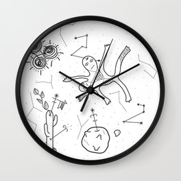 noulizetwal Wall Clock