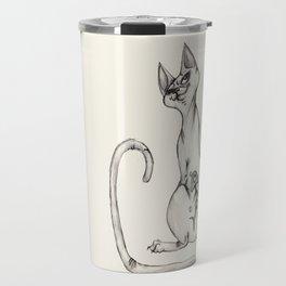 Cats with Tats v.1 Travel Mug