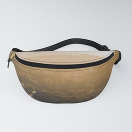 Golden Hour - Los Angeles, California Fanny Pack