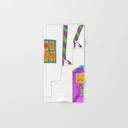 Bob (stair series) Hand & Bath Towel