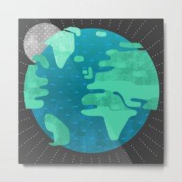 Earth Day Metal Print
