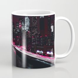 Red New York City Coffee Mug