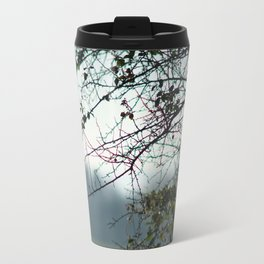 Bare Branches Travel Mug