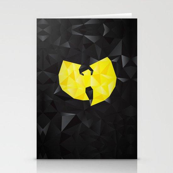 Wu-Tangle Stationery Cards