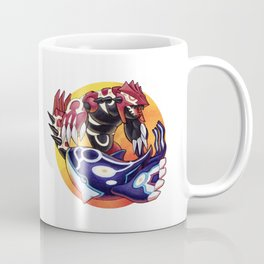 Alpha & Omega Coffee Mug