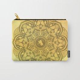 hufflepuff mandala Carry-All Pouch
