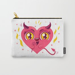 Devil heart Carry-All Pouch