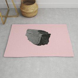 Pink Boulder Rug
