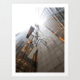 Maison Hermès Tokyo by Renzo Piano Art Print