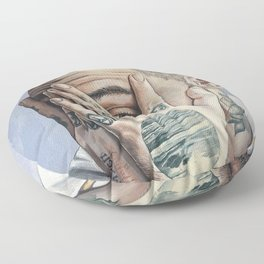 Mac Miller Floor Pillow