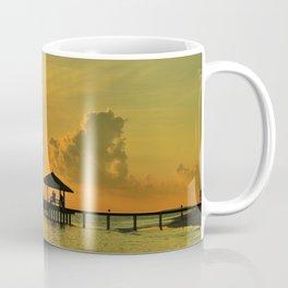 Maldives sunrise Coffee Mug