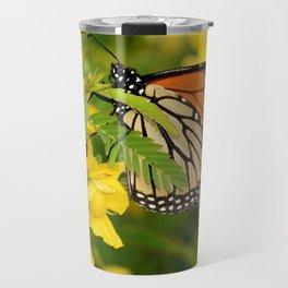 Monarch Butterfly 2 Travel Mug