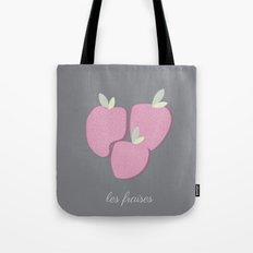 Le Fraises Tote Bag